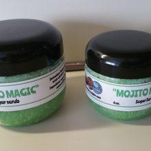 Sugar Scrub Mojito Magic