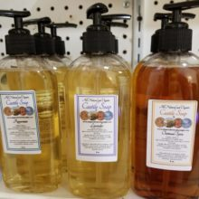 Natural and Organic Castile Soap