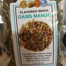 Oasis Mango Tea – Flavored White