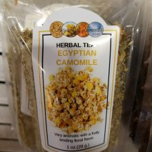 Egyptian Camomile Tea – Herbal