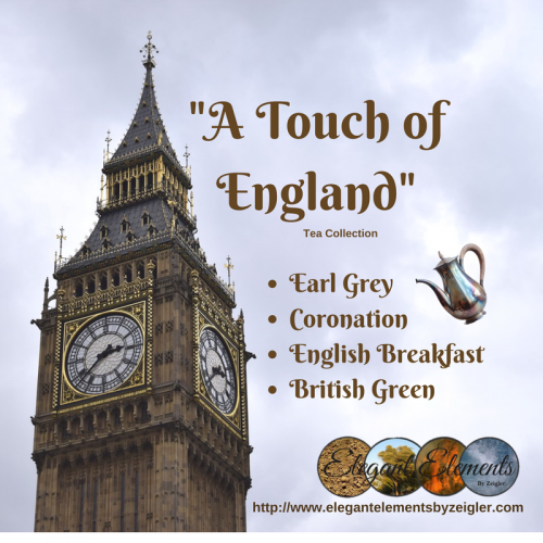 A Touch of England